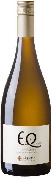"Вино Matetic, ""EQ"" Coastal Sauvignon Blanc, Casablanca DO, 2016"