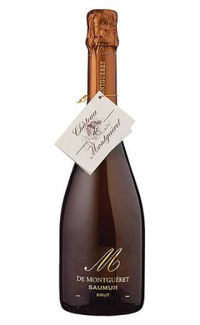 Игристое вино Chateau M De Montgueret Saumur 0.75л