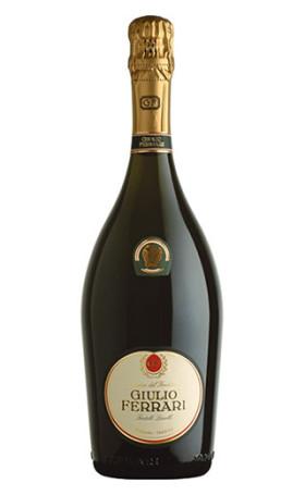 Игристое вино Giulio Ferrari Brut Riserva 2006 0.75л