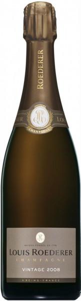 Шампанское Brut Vintage, 2008
