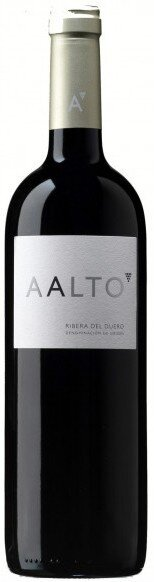 Вино Aalto, Ribera del Duero DO, 2008