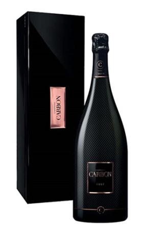 Шампанское Carbon Cuvee Rose Brut gift box 1.5л