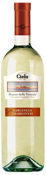 Вино Garganega & Chardonnay IGT delle Venezie, 2007