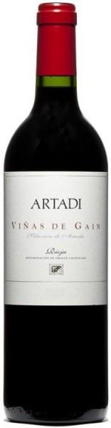 """Вино Artadi, """"Vinas de Gain"""", Rioja DOC, 1998"""