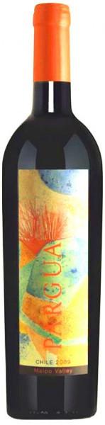 """Вино Clos Quebrada De Macul, """"Pargua"""", 2009"""