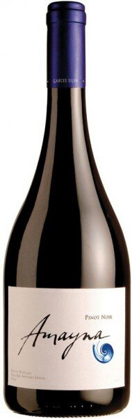 "Вино Vina Garces Silva Limitada, ""Amayna"" Pinot Noir, 2012"