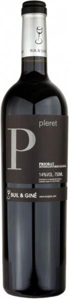 "Вино Buil & Gine, ""Pleret"", Priorat DOQ"