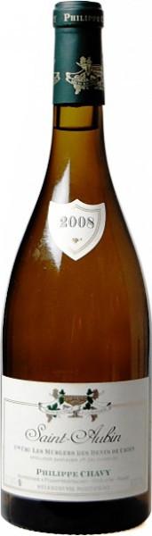 """Вино Philippe Chavy, Saint-Aubin 1er Cru """"Les Murgers des Dents de Chien"""", 2008"""