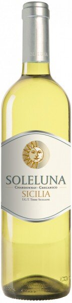 "Вино Planeta, ""Soleluna"" Grecanico-Chardonnay, Sicilia IGT, 2014"