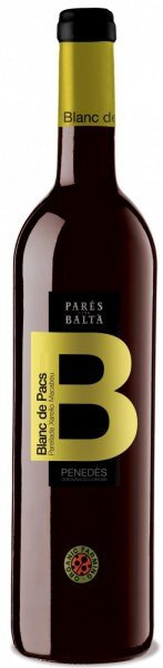 "Вино Pares Balta, ""Blanc de Pacs"", Penedes DO, 2013"