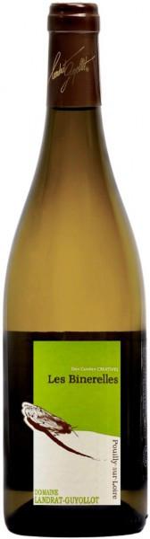 "Вино Domaine Landrat-Guyollot, ""Les Binerelles"", Pouilly-Sur-Loire AOC, 2014"
