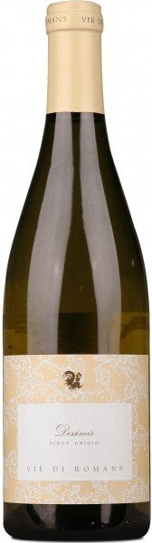 Вино Dessimis Isonzo Pinot Grigio DOC 2008