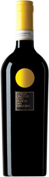 """Вино Feudi di San Gregorio, """"Cutizzi"""" Greco Di Tufo DOCG, 2015"""