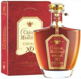 Коньяк Chateau de Montifaud XO, Fine Petite Champagne AOC, gift box, 0.7 л