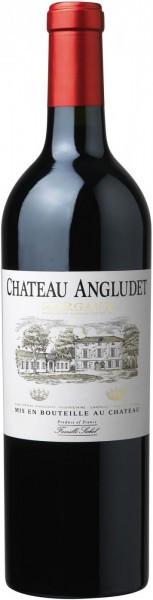 Вино Chateau d'Angludet, Margaux AOC, 1996