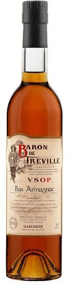 Арманьяк Baron de Treville VSOP, 0.35 л