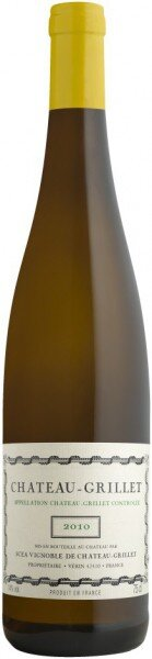 Вино Chateau-Grillet AOC, 2010