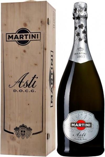 Игристое вино Asti Martini in box, 6 л