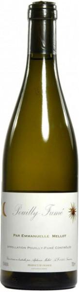 "Вино Alphonse Mellot, Pouilly-Fume ""Par Emmanuelle Mellot"", 2011, 0.375 л"