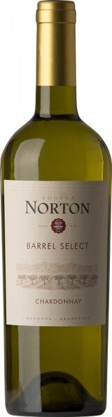 "Вино Norton, ""Barrel Select"" Chardonnay, 2015"