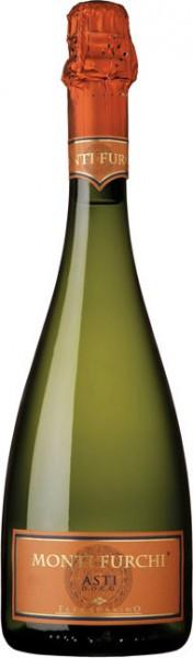 Игристое вино Monti Furchi, Asti DOCG, 2010