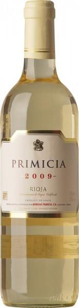 Вино Primicia, Blanco, 2009