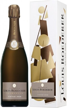 Шампанское Brut Vintage, 2008, gift box