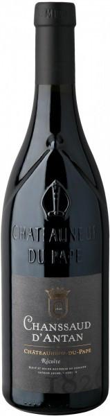 Вино Domaine des Chanssaud, Chanssaud d'Antan, Chateauneuf-du-Pape AOC, 2012