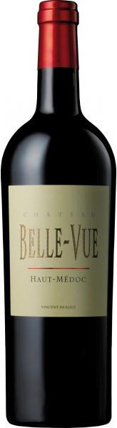 Вино Chateau Belle-Vue Cru Bourgeois, Haut-Medoc AOC, 2001