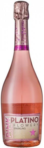 Игристое вино Platino Pink Moscato