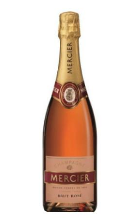Шампанское Mercier Brut Rose 0.75л