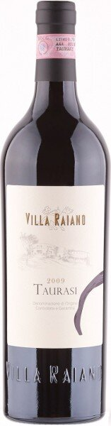 Вино Villa Raiano, Taurasi DOCG, 2009