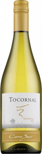 "Вино Cono Sur, ""Tocornal"" Chardonnay, Central Valley DO, 2012"