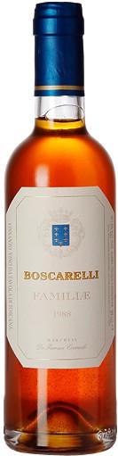 "Вино Boscarelli, ""Familie"", Vin Santo di Montepulciano DOC, 2002, 0.375 л"