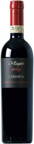 """Вино Ca'Rugate, """"L'Eremita"""", Recioto della Valpolicella, 2009, 0.5 л"""