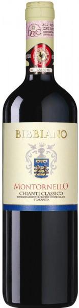 """Вино Bibbiano, """"Montornello"""", Chianti Classico DOCG, 2012, 1.5 л"""