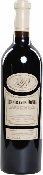 Вино Yvan Brun, Les Grands Ormes, Saint-Emilion AOC, 2006