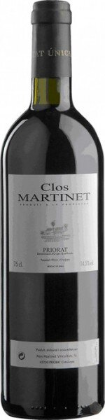 "Вино Mas Martinet, ""Clos Martinet"", Priorat DOQ, 2007"