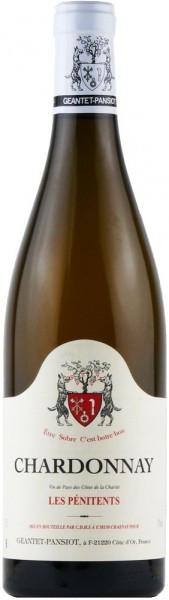 "Вино Domaine Geantet-Pansiot, Chardonnay ""Les Penitents"", 2009"