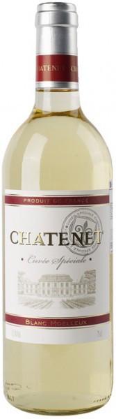 "Вино ""Chatenet"" Blanc Moelleux"