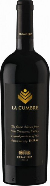 Вино Errazuriz, La Cumbre, 2006