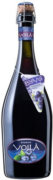 """Игристое вино """"Voila"""" Blueberry"""
