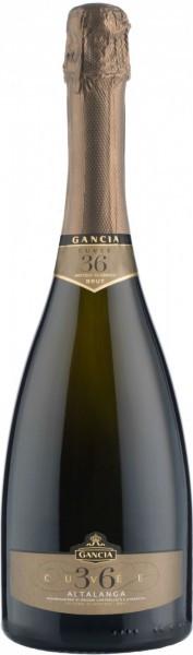 """Игристое вино Gancia, """"Cuvee 36"""", Alta Langa DOCG Metodo Classico"""
