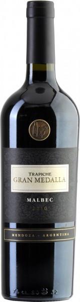 """Вино Trapiche, """"Gran Medalla"""" Malbec, 2010"""