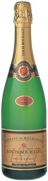 Шампанское Louis Bouillot, Brut Gran Reserve, Cremant de Bourgogne AOC