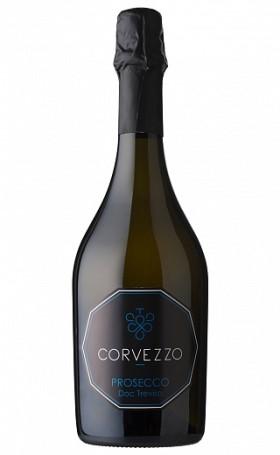 Просекко Corvezzo Prosecco Extra Dry Treviso 2016 0.375л