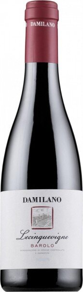 "Вино Damilano, ""Lecinquevigne"", Barolo DOCG, 2009"