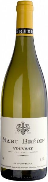 Вино Vouvray AOC, 2014