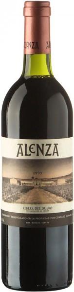 """Вино Condado de Haza, """"Alenza"""" Crianza, Ribera del Duero DO, 1995, 1.5 л"""