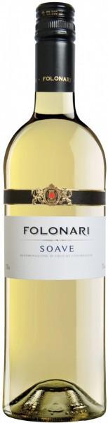Вино Folonari, Soave DOC, 2014